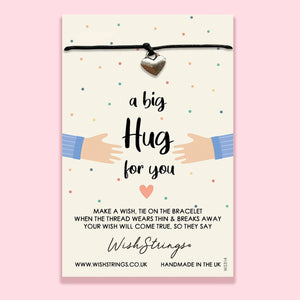 A BIG HUG - WishStrings - WS314