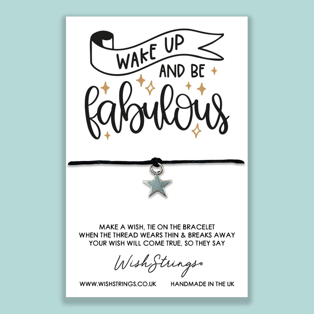BE FABULOUS - WishStrings - WS277