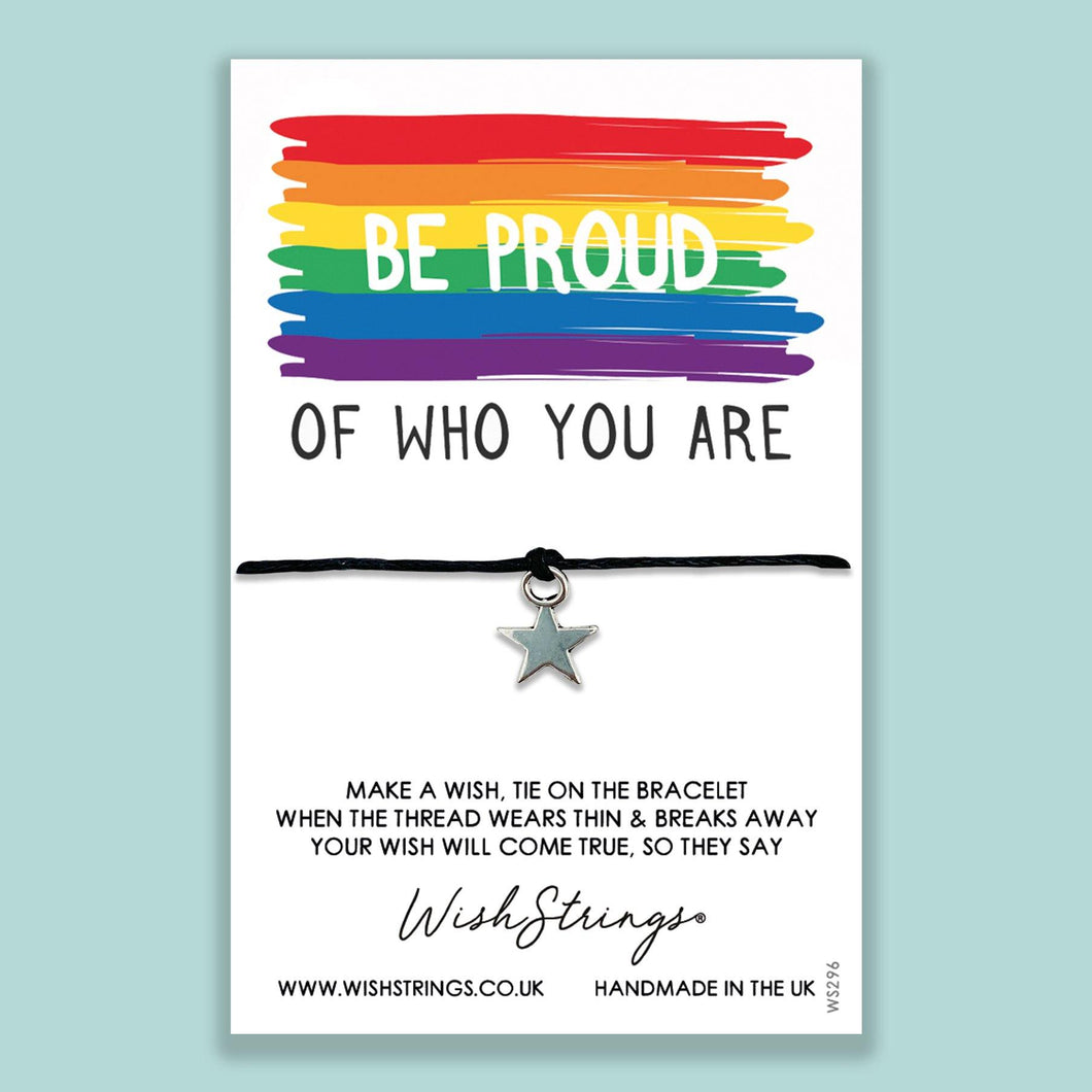 BE PROUD - WishStrings - WS296