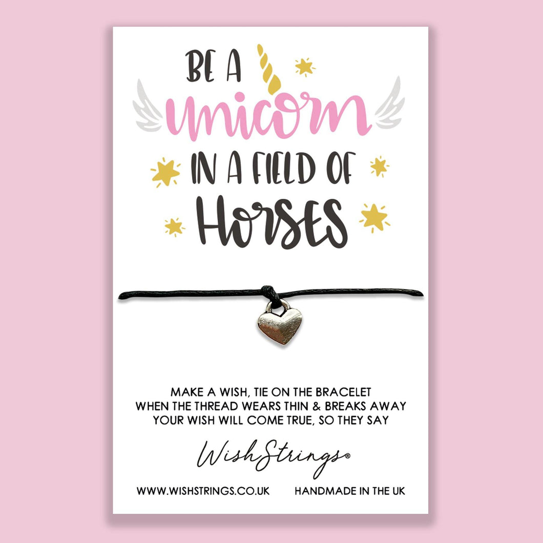 BE A UNICORN - WishStrings - WS046