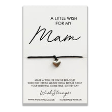 Load image into Gallery viewer, LittleWish MAM - WishStrings Wish Bracelet