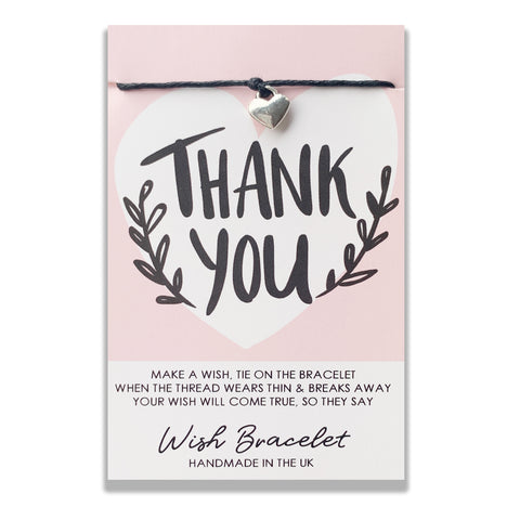 THANK YOU - Wish Bracelet - DS0013