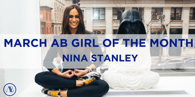 March AB Girl of the Month...Nina Stanley ♥