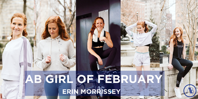 AB Girl of February: Erin Morrissey ♥
