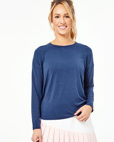 Tie Back Long Sleeve