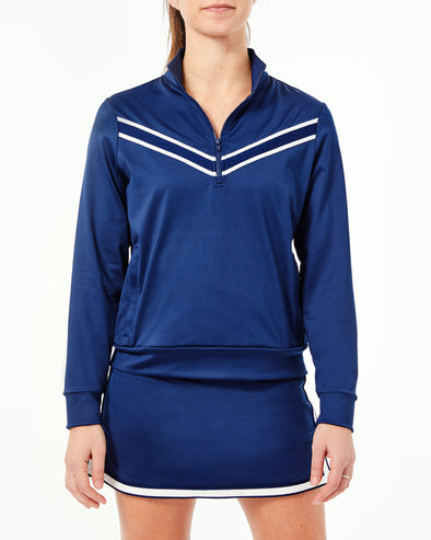 Perfect Match Quarter Zip