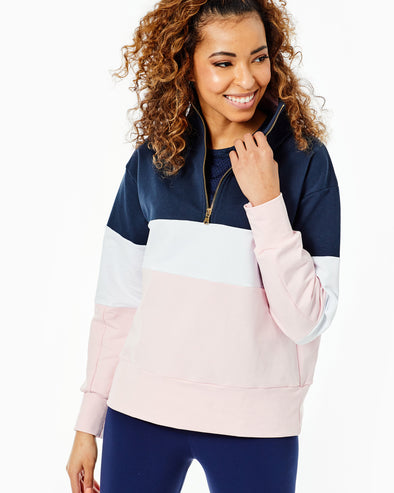Filbert Quarter Zip