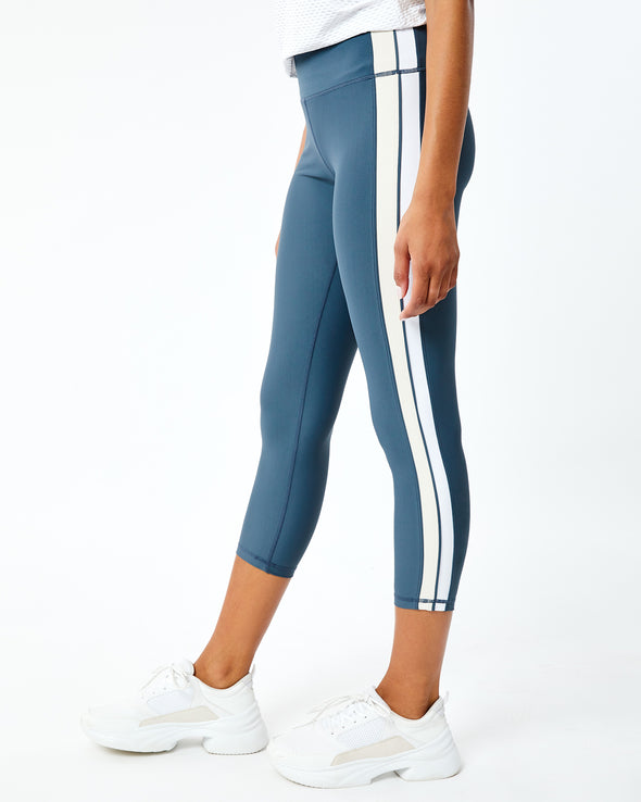 Cleo Stripe 7/8 Legging