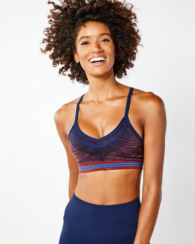 Moon Side Sports Bra