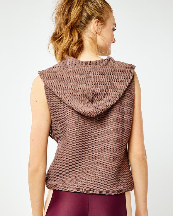 Cullen Hooded Vest