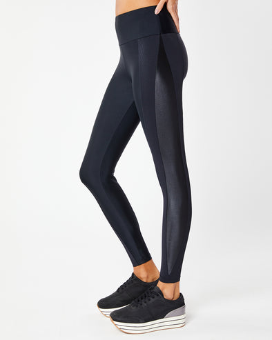 Anders Rib Paneled Legging
