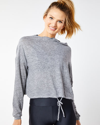 Drape Long Sleeve