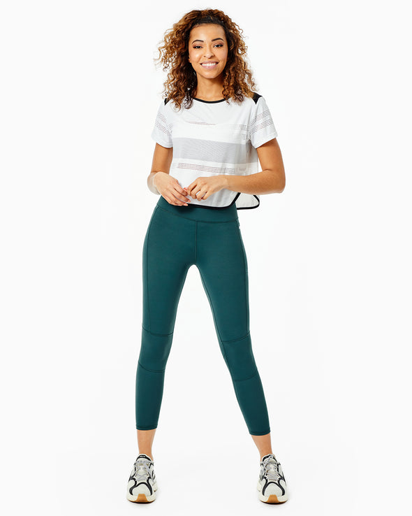 Juliet 7/8 Ribbed Legging