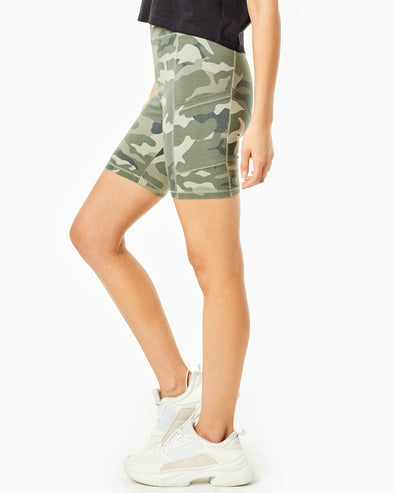 Urban Camo Bike Short