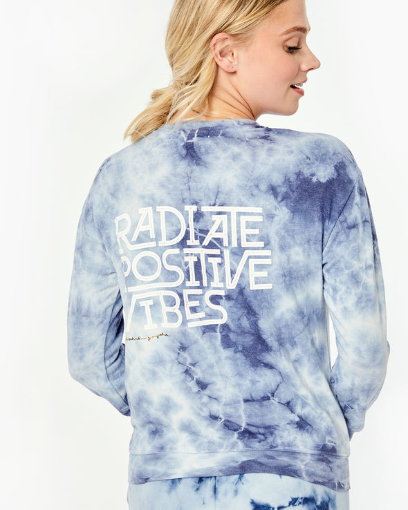 Radiate Crew Neck Savasana