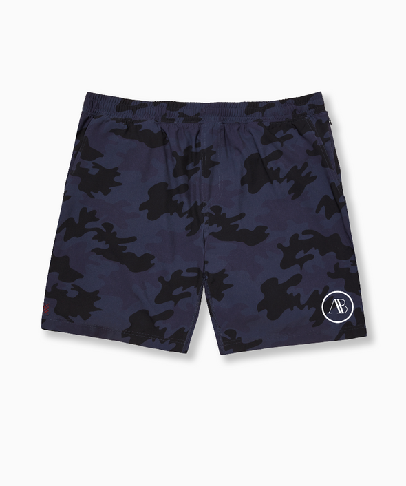 9in Camo Mako Short Unlined