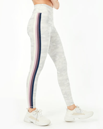 Essential High Waist Legging With Tape