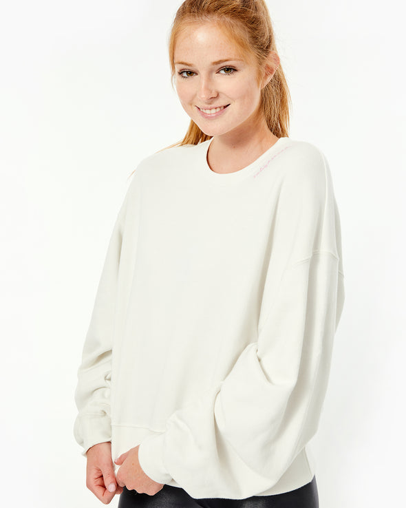 Enlightened Hailey Crewneck Pullover