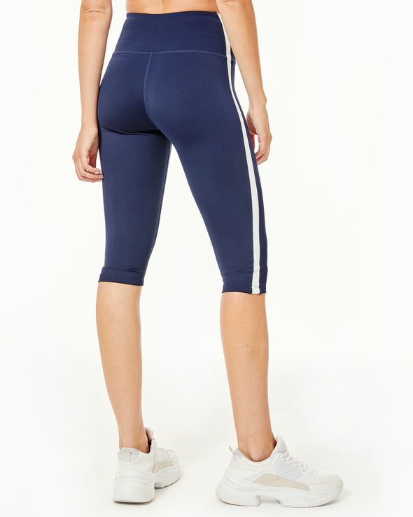 Sawyer High Waist Techflex Capri
