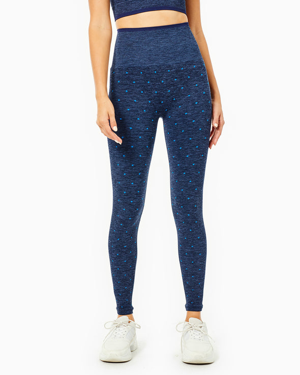 Mila High Waist Seamless 7/8 Legging
