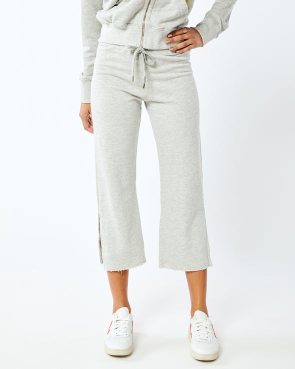 Lounge Pants with Slit