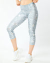 Balayage Capri Leggings