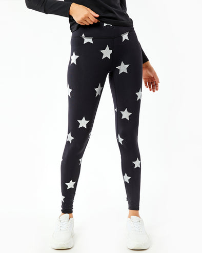 Silver Star Legging