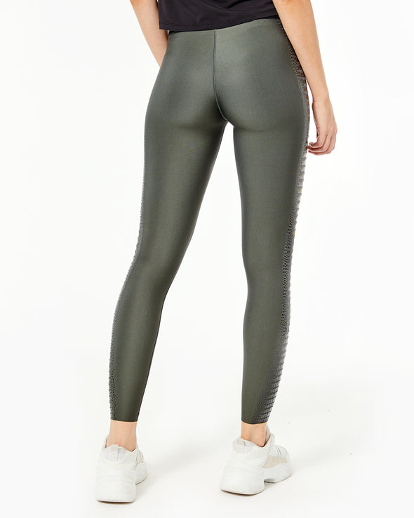 Ultra High Crocodile Legging