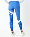 AB Blue Camo Legging
