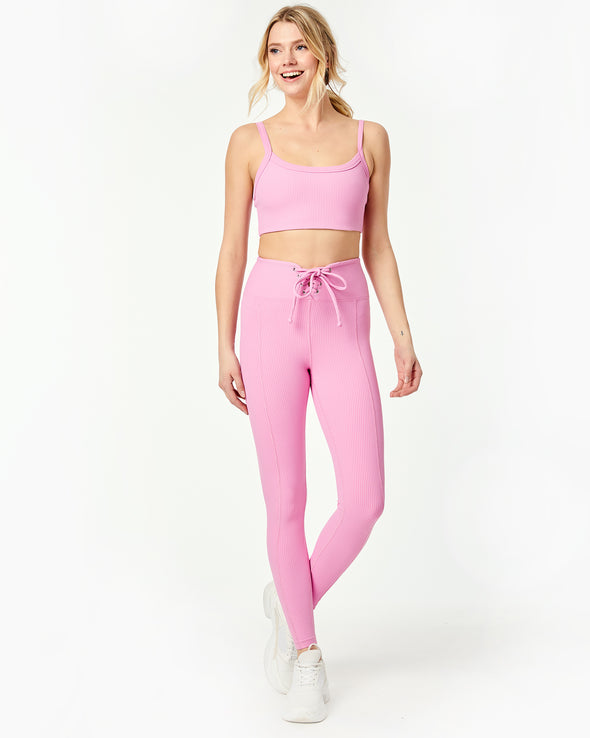 Rib Football Legging
