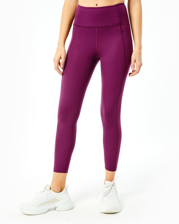 High Rise Compressive Legging