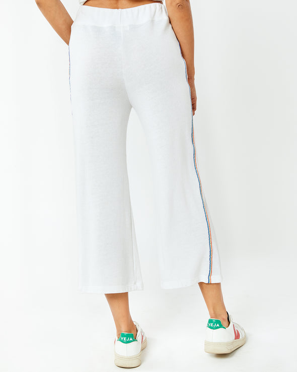 Flare Cropped Sweats