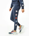 Side Star Skinny Sweats