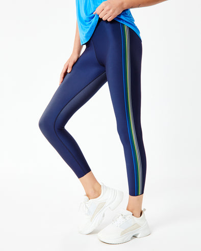 Sprinter High Prisma Six Stripe Legging