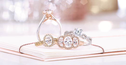 Breathtaking bridal designs with high quality GIA certified diamonds.
