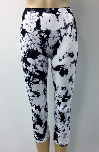 splash dye capri