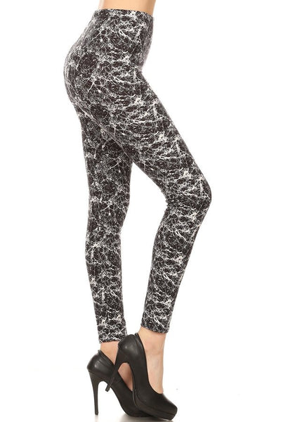 sueded nova legging