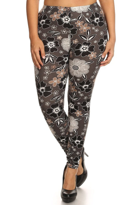 sueded skyla legging plus