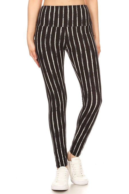 sueded high waist elle legging