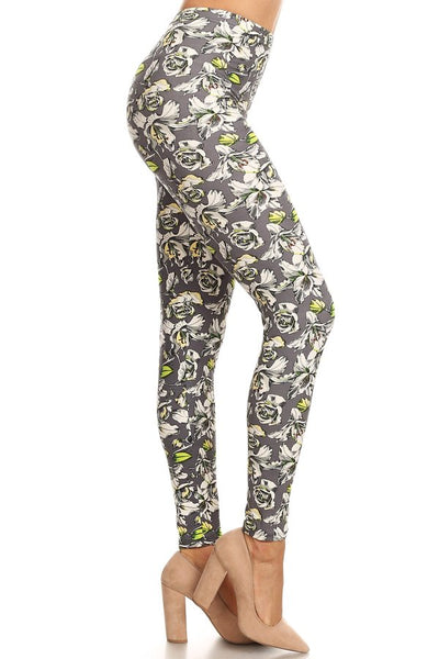 sueded lily delite legging