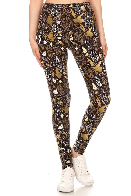 sueded high waist gilda legging