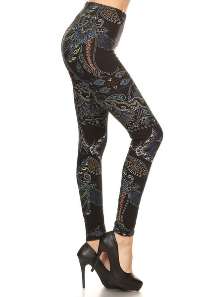 sueded zarina legging