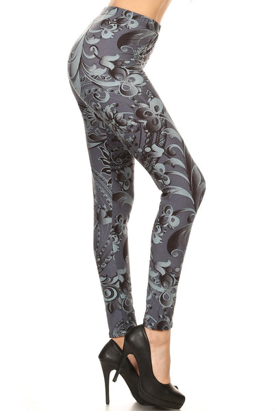 sueded gracelyn legging