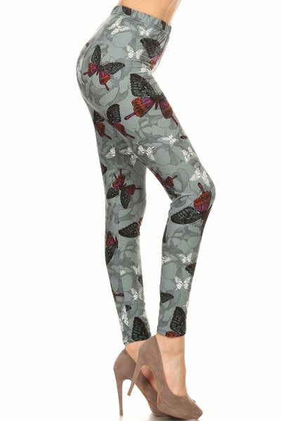 sueded blairs garden legging