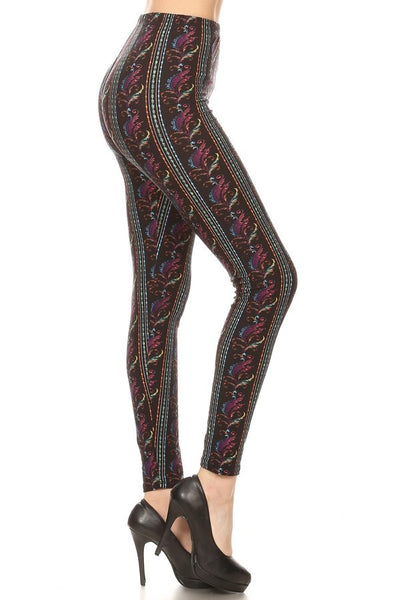 sueded ellectra legging