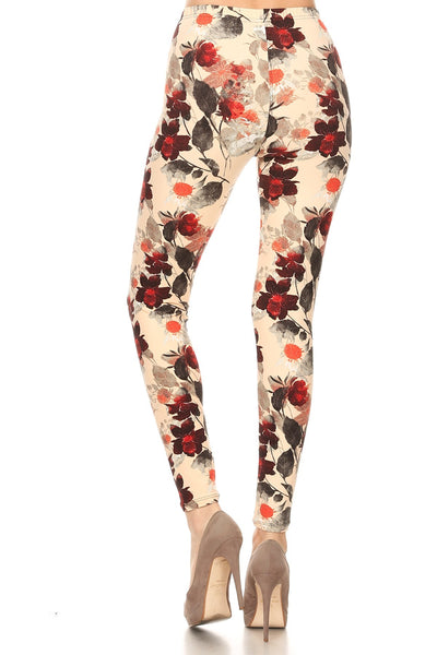 sueded english meadow legging