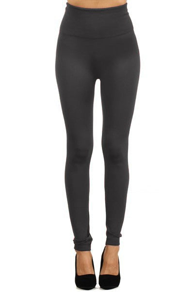 high waist winter legging