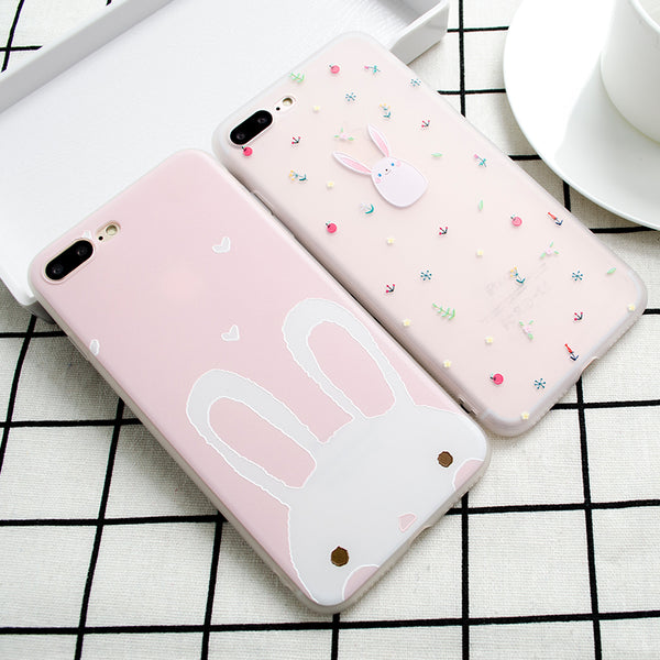 Cute Bunnies Phone Case
