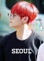 BTS K-pop Seoul T-shirt Graphic Tee
