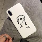 Mattise Line art Minimalist Phone Case